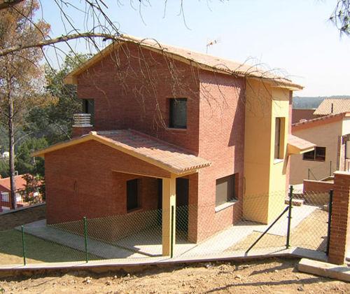 contrucción casa unifamiliar