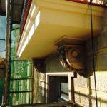 rehabilitación de la fachada de avenida diagona