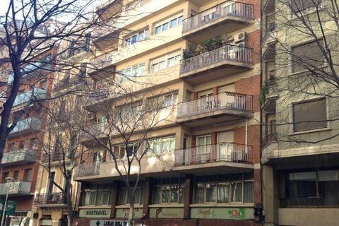 Rehabilitació façana edifici Barcelona