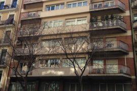 Rehabilitación fachada edificio Barcelona