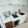 10 ideas de distribución del espacio en cocinas pequeñas