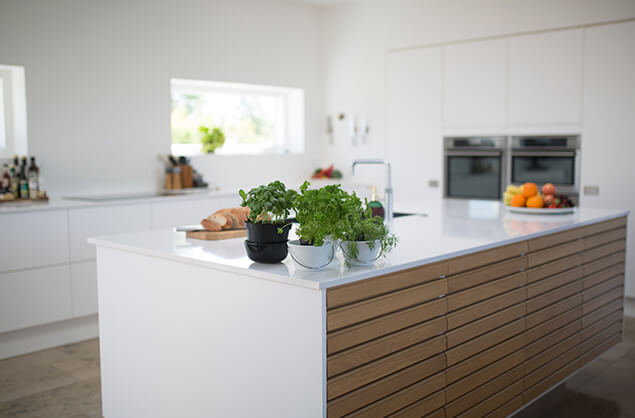 Reforma d'interiors de cuines d'alt standing: luxe al teu abast
