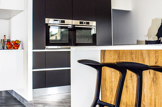 Reformas de cocinas minimalistas: espacios prácticos y con estilo