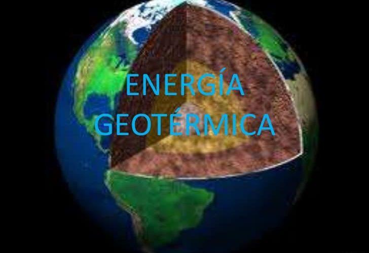 ENERGIAS RENOVABLES. GEOTERMIA.